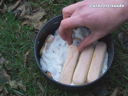 Tiramisu Outdoor-Rezept - Schritt 8