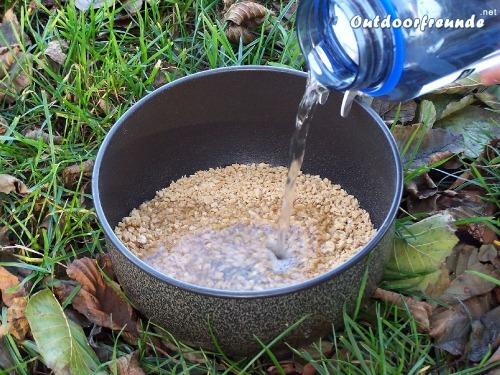 Outdoor Rezept - Soja Frikadellen - Schritt 2